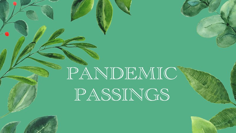 Still from 'Pandemic Passings'