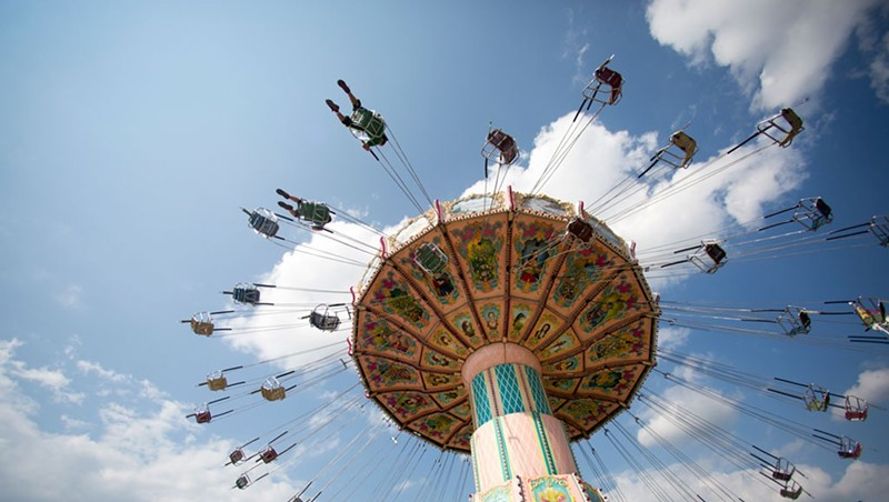 The Champlain Valley Fair