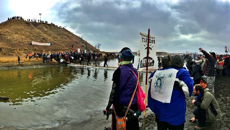 Standing Rock, November 24, 2016