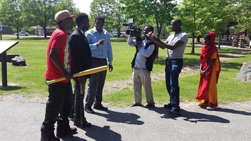 Local Banllywood Company Shoots Latest Film in Burlington