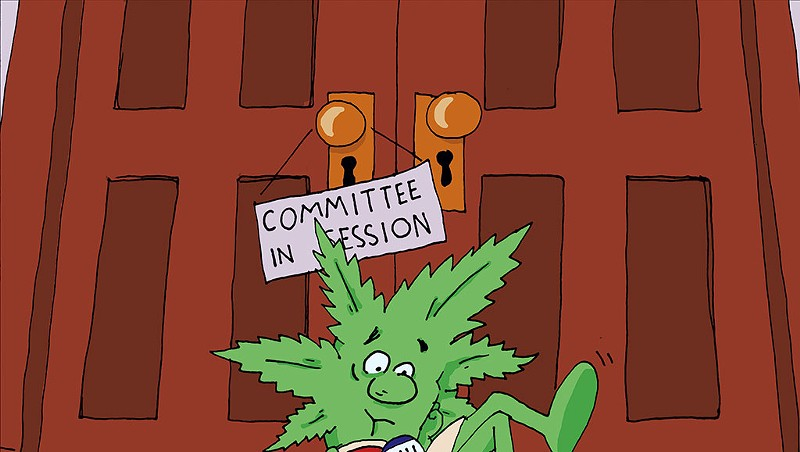 Vermont Marijuana Legalization Stalls in the House, Fails Again