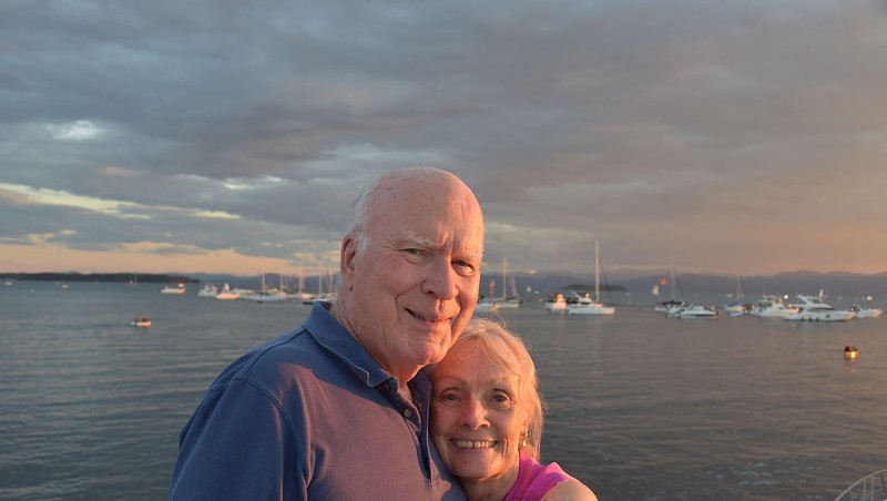 Leahys in Love: A Senator and His Spouse Weather Cancer
