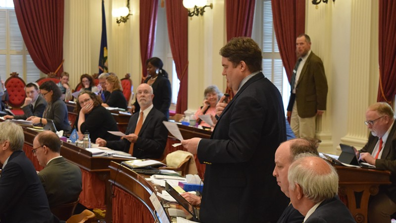 Walters: Oliver Olsen to Resign From House