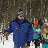 A Walk in the Woods with Shelburne's Poet Laureate [SIV519]