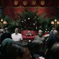 Darkness and Humor Don't Mix Well in 'The Death of Stalin'