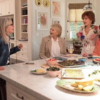 Movie Review: Four Veteran Actresses Enliven a Not-So-Page-Turning 'Book Club'