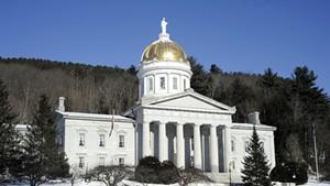 Vermont Statehouse