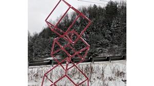A Sculpture Is Stolen, and Found, in Richmond