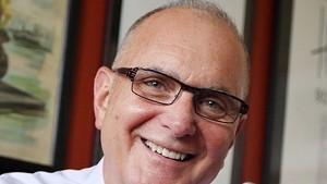Burlington Free Press Executive Editor Denis Finley
