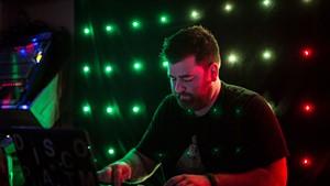 Brian Nagle, aka DJ Disco Phantom