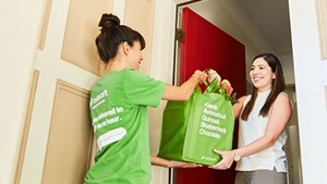 Instacart Grocery Shopping Launches in Burlington; Shanty on the Shore to Add Outdoor Deck