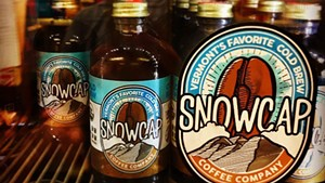 Snowcap Brewing Company Brings on the Cold Coffees
