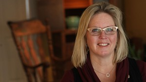 Kelly Laliberte of Wallace Realty in Bristol