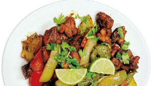 Indian specialties at Nepali Kitchen in Essex Junction