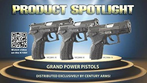 Century Arms makes guns with high-capacity magazines