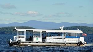 The bike ferry