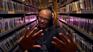 DJ Melo Grant, 'Cultural Bunker' on WRUV 90.1 F, 2017]