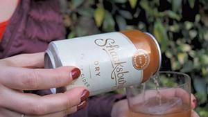 Shacksbury Dry Craft Cider