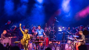 Guster with the Vermont Symphony Orchestra