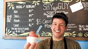 Shy Guy Gelato