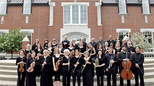 The Burlington Chamber Orchestra