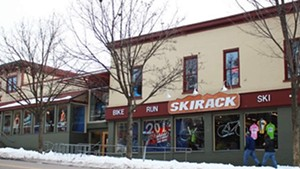 Best ski/snowboard shop