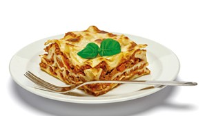 Lasagna will be on the menu at Jr's Original