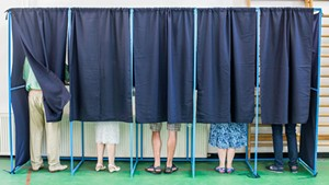 Seriously: Go Vote!