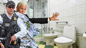 The Parmelee Post: Pence Flees Vermont After Chilling Encounter With Gender-Neutral Bathroom