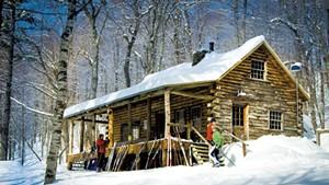 Slayton Pasture Cabin