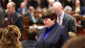 State Treasurer Beth Pearce