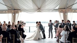 Ryan McLaren and Adrienne Shea's wedding