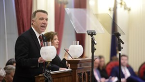 In Break From Past Pledges, Scott Pitches New Taxes and Fees