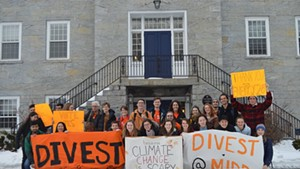 Middlebury College to Divest $55 Million From Fossil Fuel Companies