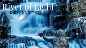 Kristina Stykos, River of Light