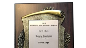 General Excellence Award
