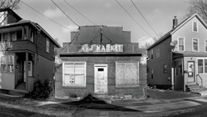 """""""A&J Market"""" by Arthur Gilman"""