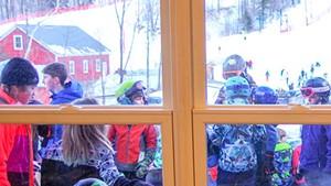 New Windows Transform the Lodge at Cochran's Ski Area