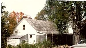 Ruth Stone homestead