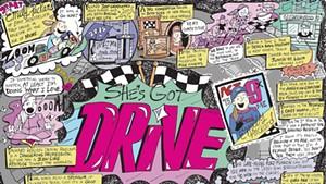 Girl's Got Drive: Racer Emily Packard