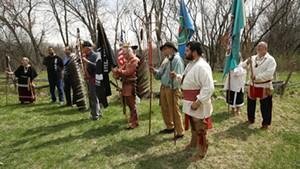 Stuck in Vermont: Abenaki Recognition and Heritage Week