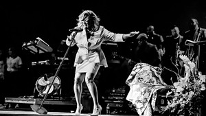Patti Labelle Performing At The Forum In Los Angeles