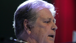 Brian Wilson Cancels Burlington Discover Jazz Festival Performance