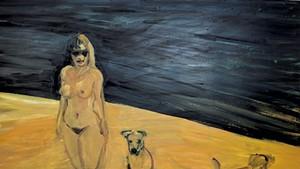 """Yellow Sands 1"" by Deborah Brown"