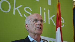 Rep. Peter Welch (D-Vt.)