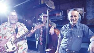 """Big Al"" Lemery, Billy Bratcher and Danny Coane"