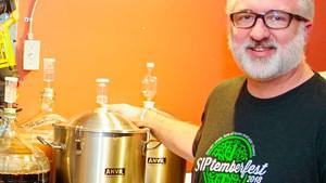Award-winning brewer Chris Kesler