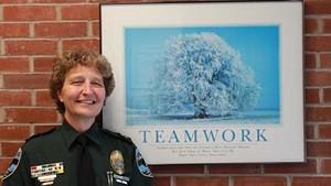 UVM Police Chief Lianne Tuomey
