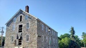 Stone Mill in Middlebury