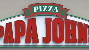 Papa John's Pizza in Burlington Closes Its Doors